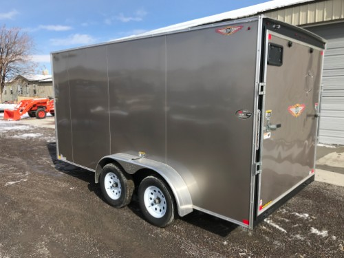 NEW 2019 H&H Trailer 84 in X 14 ft
