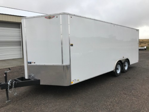 NEW 2019 H&H Trailer 101 in X 20 ft